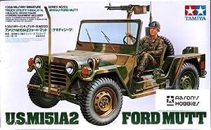 Tamiya 1/35 U.S. M151A2 Ford Mutt