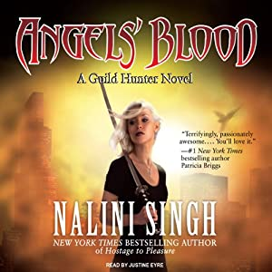 Angels' Blood: Guild Hunter, Book 1 Audiobook