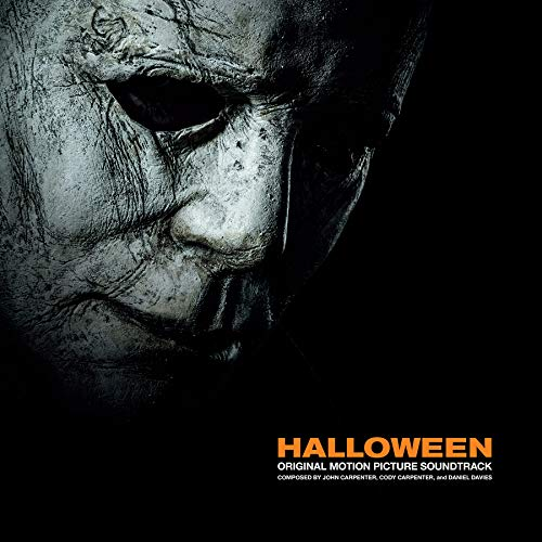 CD : John Carpenter - Halloween (original Motion Picture Soundtrack) (CD)