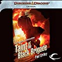 Taint of the Black Brigade: Eberron: Chronicles of Abraxis Wren, Book 2 Audiobook by Paul Crilley Narrated by Kate Reading