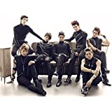 Posterhouzz Music Infinite Band (Music) South Korea Kpop HD Wall Poster