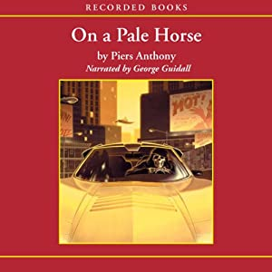 On a Pale Horse Audiobook