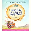 Fairy Haven and the Quest for the Wand Audiobook by Gail Carson Levine Narrated by Rosalyn Landor
