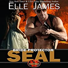 Bride Protector SEAL: Brotherhood Protector Series, Volume 2 Audiobook by Elle James Narrated by Gregory Salinas