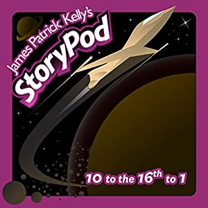 10 to the 16th to 1 Audiobook