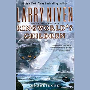 Ringworld's Children Audiobook