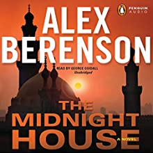 The Midnight House Audiobook by Alex Berenson Narrated by George Guidall