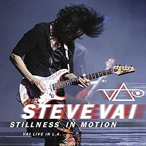 Blu-ray : Stillness In Motion: Vai Live In L.a. (2 Discos)
