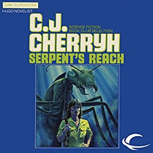 Serpent's Reach Audiobook