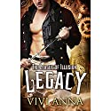 The League of Illusion: Legacy Audiobook by Vivi Anna Narrated by Mandy Williams