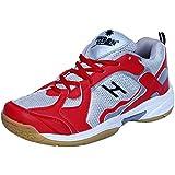 Hindon Men's PU Badminton Shoes