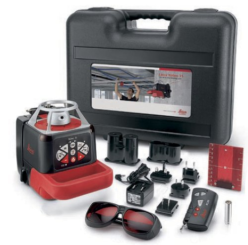 Leica 762766 Roteo 35 Rotating Laser WM Package