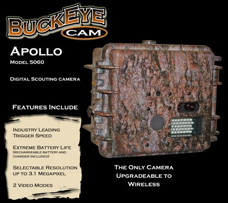 BuckEye Cam Apollo Wildlife Camera
