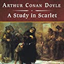 A Study in Scarlet Audiobook by Sir Arthur Conan Doyle Narrated by Derek Partridge
