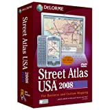 Delorme Street Atlas USA 2008 Plus [Old Version]