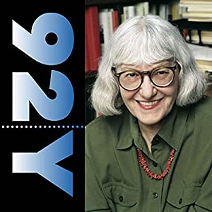 Cynthia Ozick at the 92nd Street Y Speech