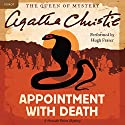 Appointment with Death: A Hercule Poirot Mystery Audiobook by Agatha Christie Narrated by Hugh Fraser
