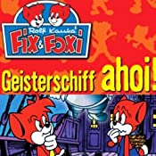 Geisterschiff ahoi! (Fix & Foxi 5) | Rolf Kauka