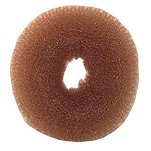 Oct 04, · To make a donut bun with a tube sock, first cut off the toe and roll the top edge down into a donut shape. Make a ponytail and slide the bottom few inches into the sock. Tuck the tips under the sock so your hair is spread evenly in a donut%(31).