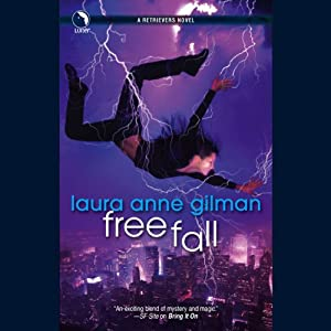 Free Fall: A Retrievers Novel | [Laura Anne Gilman]