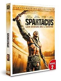 Spartacus : Les Dieux De L'arène - L'intégrale De La Saison