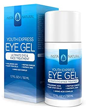 InstaNatural Eye Gel Cream