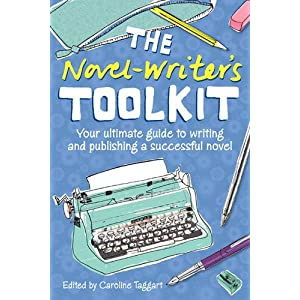 Image: Cover of The Novel-Writer's Toolkit: Your Ultimate Guide to Writing and Publishing a Successful Novel