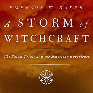 A Storm of Witchcraft Audiobook