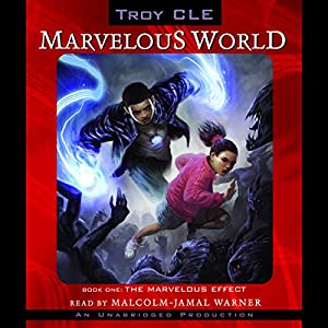 Marvelous World Audiobook