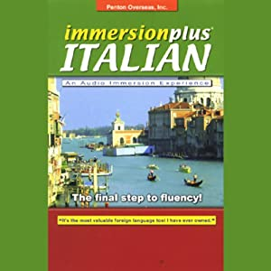 ImmersionPlus: Italian | [Penton Overseas, Inc.]