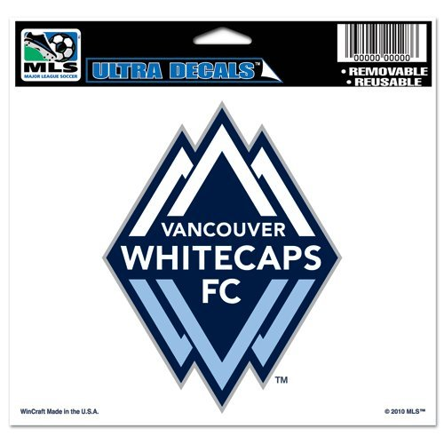 Vancouver Whitecaps FC Ultra decals 5