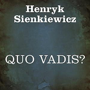 Quo vadis? Audiobook