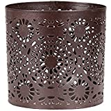 APKAMART Hand Crafted Candle Stand Votive - 3.5 Inch Height - Tealight Candle Holder For Showpiece, Utility, Table Decor, Home Decor And Gifts