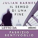Il senso di una fine Audiobook by Julian Barnes Narrated by Fabrizio Bentivoglio