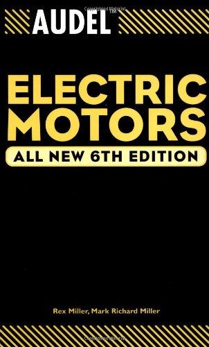 Audel Electric Motors (Audel Technical Trades Series)