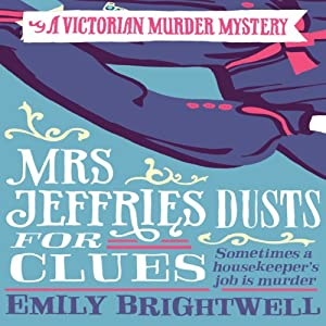 Mrs Jeffries Dusts for Clues Audiobook