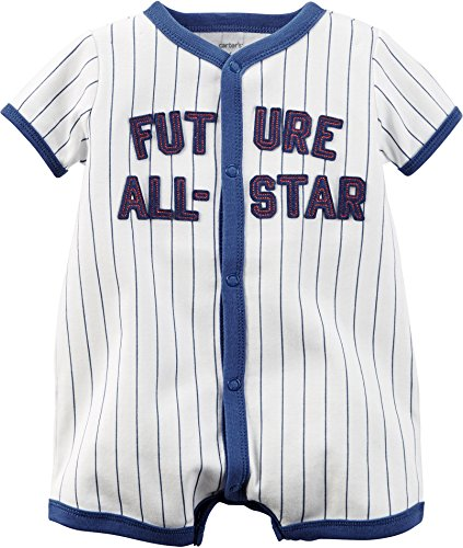 Carter's Future All Star Baseball Romper 12 Months