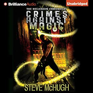 Crimes Against Magic Audiobook
