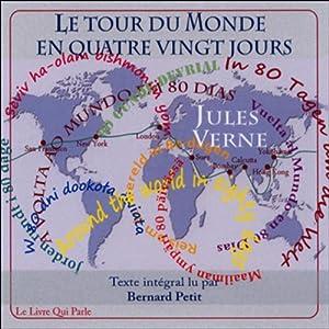 Le tour du monde en 80 jours | Livre audio