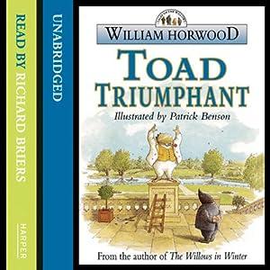 Toad Triumphant Audiobook