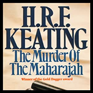 The Murder of the Maharajah Audiobook