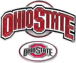 Ohio State Buckeyes Hat Clip Golf Ball Marker