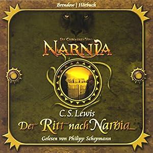 Der Ritt nach Narnia (Chroniken von Narnia 3) Audiobook