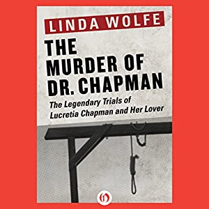 The Murder of Dr. Chapman Audiobook