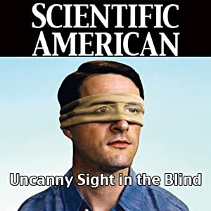 Scientific American: Uncanny Sight in the Blind | [Beatrice de Gelder]