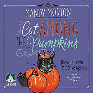 Cat Among the Pumpkins Audiobook