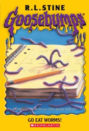 DVD : Goosebumps: Go Eat Worms! (Full Frame, , Dubbed, Dolby, Pan & Scan)
