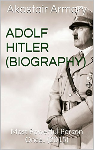 Adolf Hitler - Research Paper Example
