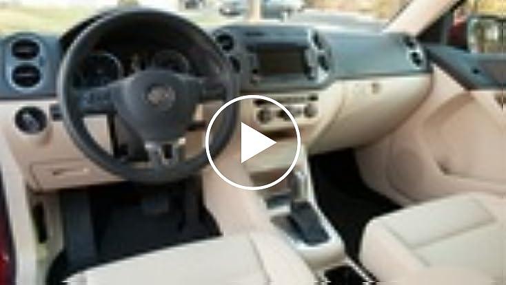 2015 Volkswagen Tiguan Interior Review