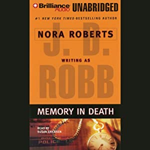 Memory in Death Audiobook